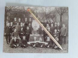 GROTE ORGINELE FOTO AFMETINGEN 22,50 CM OP 16,50 CM ST TROND  VLAAMSCH KATOLIEKE EENDRACHT SINT-TRUIDEN 1908 - Other