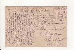 Cachet Societe Francaise De Secours Aux Blesses Comite De Pau N°6 - 1877-1920: Semi Modern Period