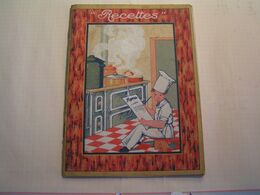 Bistrot & Alimentation - Livret De Recettes - Publicité KUB - Andere Sammlungen