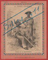 Protége Cahier Ancien La France Coloniale Types  De La MARTINIQUE - Book Covers