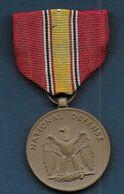 Médaille Des Etats Unis - National Defense - Médailles & Décorations