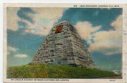 DC3615 -  SHERMAN HILL, WYOMING, AMES MONUMENT - Otros