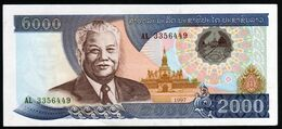 Laos 1997 2000 Kip  AU UNC - Laos