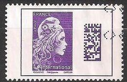Frankreich   Mi.Nr.    Gest. / Used  (8gl19) - 2018-... Marianne L'Engagée