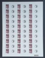 Timbres Personalisés Autoadhésifs N° 3729C Neuf ** En Feuille De 30  TTB - Personalized Stamps