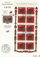 Bundesrepublik Deutschland / 1979 / Mi. 1023 Kleinbogen FDC (A519-30H) - FDC: Panes