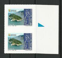 2020 ITALIA - Isola Del Tino - Patrimonio Naturale E Paesaggistico - Serie Completa - COPPIA Adesivi - 6. 1946-.. Republik