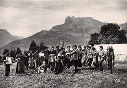 SAINT-GERVAIS-les-BAINS - La Chamoschire - Groupe Folklorique - Accordéon - Danse - Saint-Gervais-les-Bains