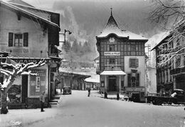 SAINT-GERVAIS-les-BAINS - Place De L'Hôtel-de-Ville - Saint-Gervais-les-Bains