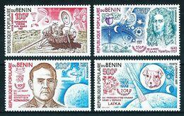 Benin Nº A-279/82 Nuevo --- Astrología - Astrologia
