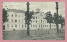 Belgique - THOUROUT - TORHOUT - Institut St Joseph - Feldpost - Guerre 14/18 - 2 Scans - Torhout
