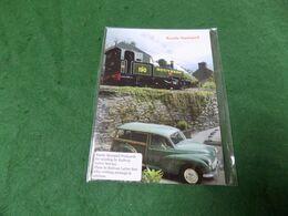 VINTAGE UK WALES: GWYNEDD Porthmadog Festiniog Railway Ready Stamped Colour - Andere