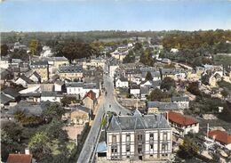 27-SAINT-GEORGES-SU-VIEVRE-VUE GENERALE DU CIEL - Other Municipalities