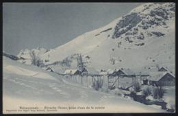 CPA - (05) Brianconnais - Névache L'Hiver, Prise D'eau De La Scierie - Autres Communes