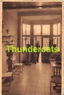 CPA FRAMERIES CLINIQUE CHIRURGICALE DE N D DES SEPT DOULEURS ( CARTE COUPEE ) - Frameries