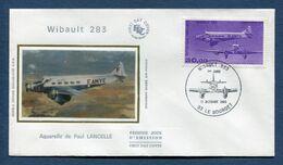 France - FDC - Premier Jour - Poste Aérienne - PA YT N° 59 - 1986 - 1980-1989