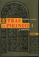 Tras El PIRINEO 1 - A Espana -Hatier 1963 - School