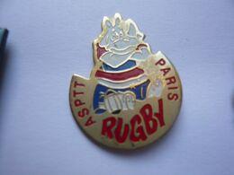 Pin S SPORT RUGBY ASPTT PARIS A Voir - Rugby