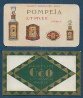 Lot De 2 Cartes Parfumées - Anciennes (jusque 1960)