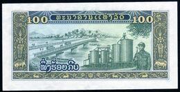 Laos 1979 100 Kips  AU UNC - Laos