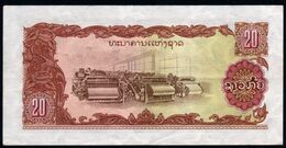 Laos 1979 20 Kips AU UNC - Laos