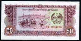 Laos 1979 50 Kips AU UNC - Laos