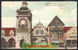 ROUBAIX Exposition Internationale De Nord De France 1911 Luna Park - Roubaix