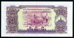 Laos 1968 50 Kips  UNC - Laos