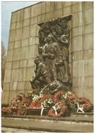 POLAND 1979 PC WW2 WARSAW GHETTO HEROES MONUMENT ERECTED IN 1949 MINT JUDAICA NAZI GERMAN GERMANY OCCUPATION - Israel