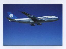 CP Neuve. Sabena World Airlines, Compagnie Aérienne Belge. Boeing 747-300. Avion, Plane, Flugzeug... Belgique Belgium - 1946-....: Moderne