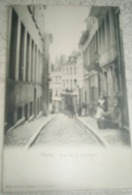 Mons , Rue De La Couronne , 3664  Wilhelm Hoffmann A - G ., Dresde - Mons