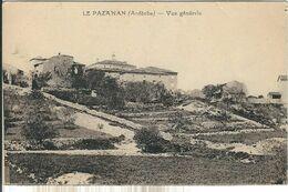 ARDECHE : Le Pazanan, Vue Générale - Frankreich