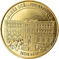 Monaco, Jeton, Monaco - Musée Océanographique N°2 - Façade, 2019, SPL - Other