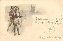 LEON   MAX  ( Poitiers Le 20eme De Juin De L'an De Grace 1901) - Illustratori & Fotografie