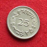 Pakistan 25 Paisa 1963 KM# 22 Paquistao - Pakistan
