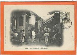 VIET-NAM : Tonkin, Rue Chinoise A Ho-Kéou - Viêt-Nam
