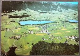 Amsoldingen Bei Thun Mit See/ Flugaufnahme - BE Berne