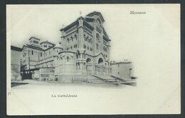 +++ CPA - MONACO - Cathédrale   // - Kathedrale Notre-Dame-Immaculée