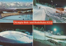 Austria Postcard 1976 Innsbruck Olympic Games - Igls Mint (G109-52) - Winter 1976: Innsbruck