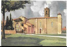 Perugia - Chiesa Di San Francesco E San Bernardino. - Perugia