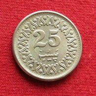 Pakistan 25 Paisa 1982 KM# 58 *V2 Paquistao - Pakistan