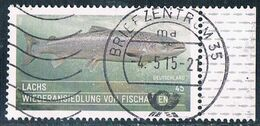 2014  Wiederansiedlung Von Fischarten - [7] Repubblica Federale