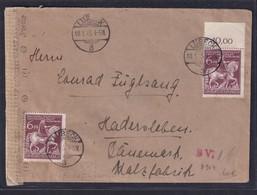 DR., Auslandbrif Nach Dänemark Mit Me.F, Mi.-Nr 907/Europatarif - Unclassified