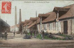 FRAISANS Le Bureau Des Forges - Frankreich