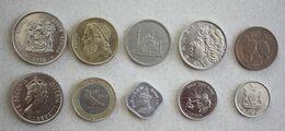 10 Monnaies Différentes - Lot N°5 - Mezclas - Monedas