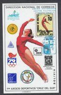 Bolivia, Scott #Non-Scott, Mint Never Hinged, Santa Cruz Philatelic Society, Issued 1981 - Bolivia