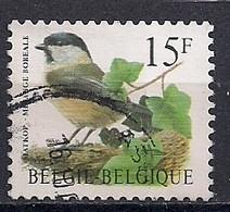 YT N° 2732 - Oblitéré - Mésange Boréale - 1985-.. Birds (Buzin)