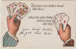 CARTES A JOUER - JEU - 1908 - Cartes à Jouer
