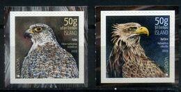 "ISLANDIA /ICELAND /ISLAND /ISLANDE -EUROPA 2019 -NATIONAL BIRDS.-""AVES -BIRDS -VÖGEL -OISEAUX""- SET Of 2 Stamps - 2019"
