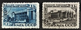 USSR 1950 - Canceled - Zag# 1397-1398 - Gebraucht